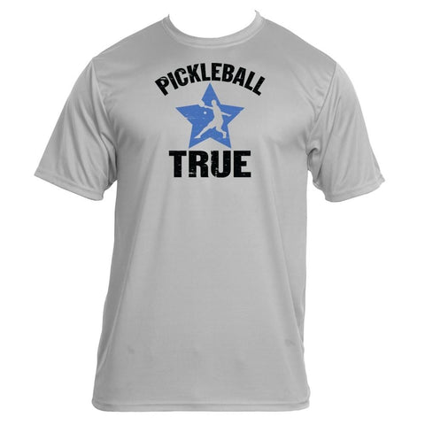 Pickleball True Ultra Performance Wicking Shirt [product _type] Pickleball True - Ultra Pickleball - The Pickleball Paddle MegaStore