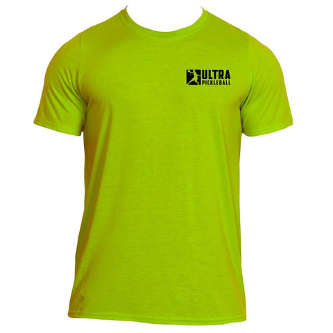 Ultra Pickleball Performance Shirt - Men's - Small / Safety Green - Pickleball Shirt - Ultra Pickleball - Ultra Pickleball - 1