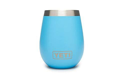 YETI Reef Blue Wine Tumbler 10 Oz, 1 EA
