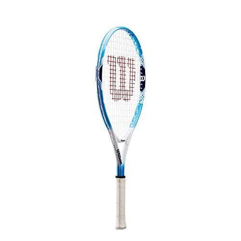 Wilson Serena Williams Junior Tennis Racquet (Blue, 25 Inch Racquet)
