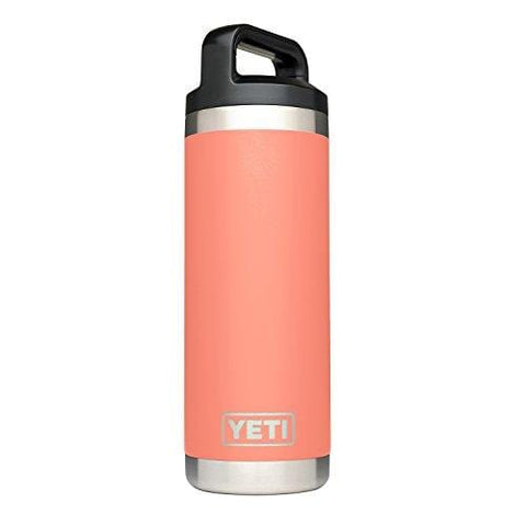 YETI Rambler 18oz Bottle, LE Coral