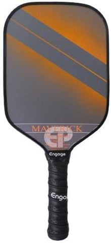 Engage Pickleball Elite Pro Maverick (Orange 7.5-7.8 oz) [product _type] Engage Pickleball - Ultra Pickleball - The Pickleball Paddle MegaStore