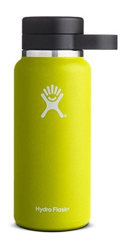 Hydro Flask 32 oz Double Wall Vacuum Insulated Stainless Steel Beer Howler, Citron