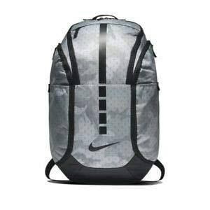Nike Hoops Elite Pro Basketball Backpack (Wolf Grey)