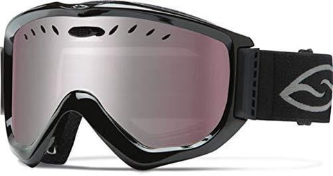 Smith Optics Adult Knowledge OTG Snow Goggles Black Frame/Ignitor Mirror