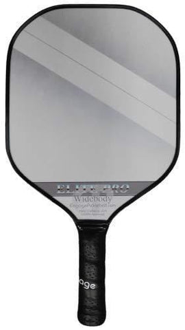 Engage Elite Pro Widebody Pickleball Paddle - White Fade