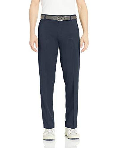 Amazon Essentials Men's Standard Classic-Fit Stretch Golf Pant, Navy, 29W x 32L