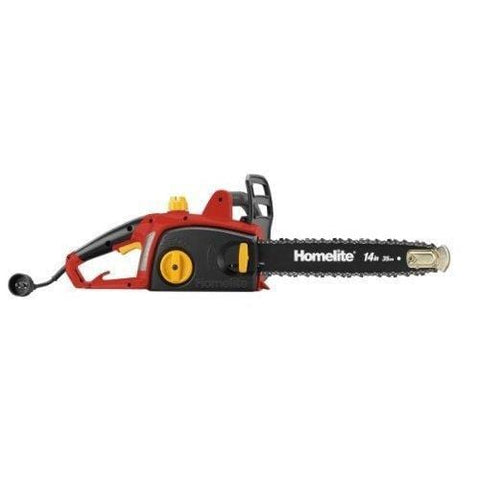 Homelite ZR43100 9.0 Amp 14-in Electric Chain Saw (Renewed)