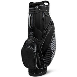 Sun Mountain X-1 Cart Golf Bag, Black