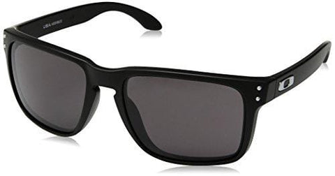 Oakley Men's Holbrook XL Square Sunglasses, MATTE BLACK, 59.0 mm