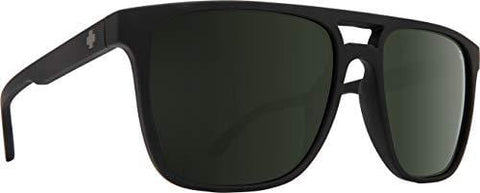 SPY Optic Czar Large Sunglasses (Soft Matte Black)