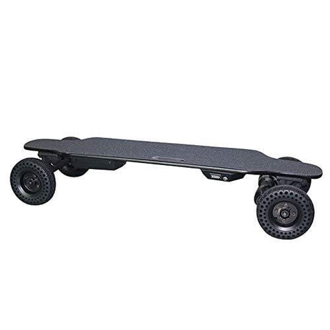 Maxfind Electric Skateboard Longboard 8800mah Battery Life 22km, Wireless Remote Control Koowheelkooboard Adult Scooter 39′′ 12.4′′ 8.5′′,Black