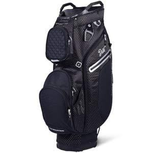 Sun Mountain 2019 Womens Diva Cart Bag Black/White