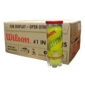 Wilson Championship Extra Duty Tennis Ball Case