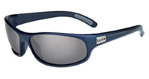 Bolle Anaconda Sunglasses, Polarized TNS Gun AF, Matte Blue