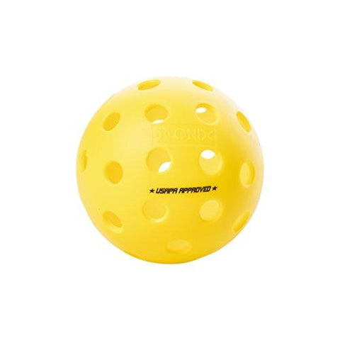 ONIX Fuse Outdoor Pickleball Balls - Three Pack