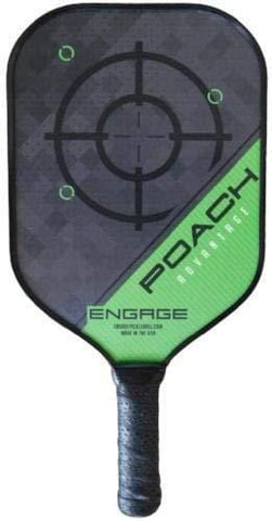 Engage Poach Advantage Black Edition Pickleball Paddle