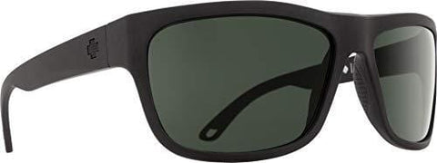 Spy Optic Angler Flat Sunglasses, 59 mm (Matte Black)