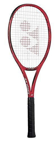 "Yonex VCORE 95 16x20 Tennis Racquet (4 5/8"" Grip) Strung with Natural String (Best Racket for Control and Comfort)"