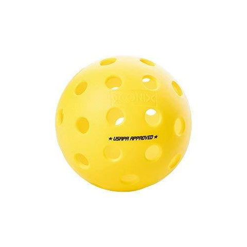 Onix Fuse Outdoor Pickleball Balls (3-Pack)