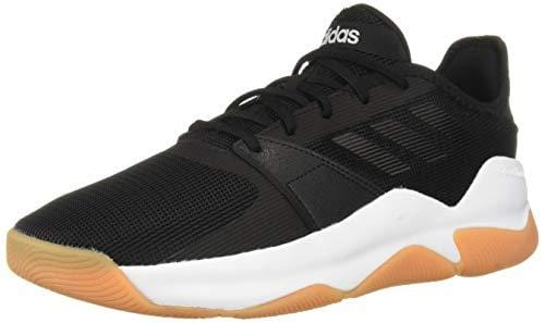 9b23790a55e adidas Men's Streetflow, Black/White, 10.5 M US