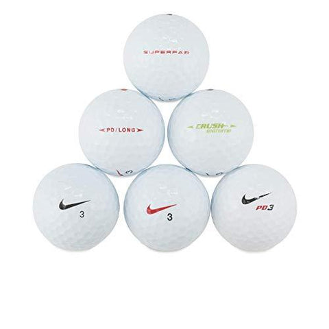 Nike AAA Mix 100 Ball Pack Used Golf Balls
