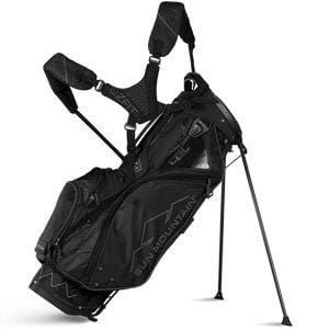 Sun Mountain Golf 2018 4.5 LS Stand Golf Bag BLACK (Black)