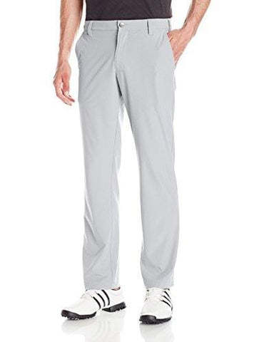 adidas Golf Men's Ultimate Regular Fit Pants, Stone, Size 34/30