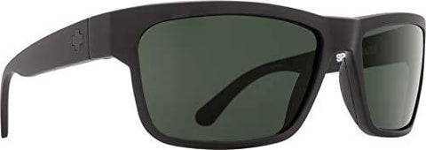 Spy Optic Frazier Wrap Sunglasses, 59 mm (Matte Black)