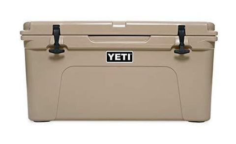 YETI Tundra 65 Cooler (Desert Tan) (Renewed)