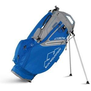 Sun Mountain Golf 2018 C-130S  Stand Golf Bag COBALT-GREY (Cobalt/Grey)