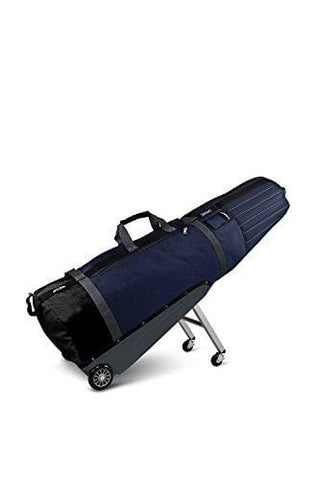 Sun Mountain 2018 ClubGlider Meridian Golf Travel Bag - Navy-Gunmetal