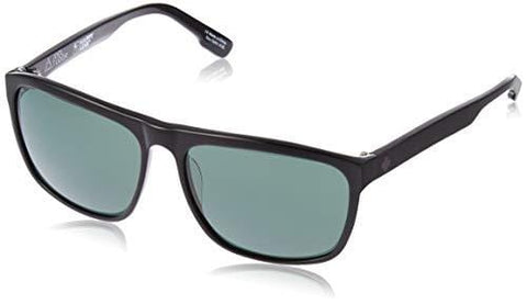 Spy Optic Unisex Neptune Black/Happy Gray Green One Size
