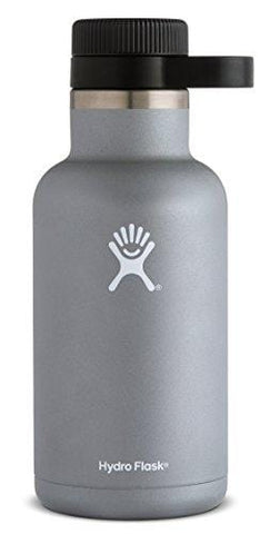 Hydro Flask Graphite w/Growler Lid