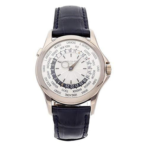 Patek Philippe Complications Mechanical (Automatic) Silver Dial Mens Watch 5130G-001 (Certified Pre-Owned)