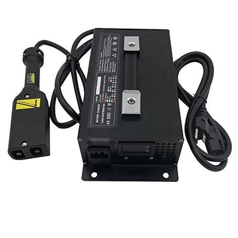 Abakoo New 36V 18A Battery Charger for EZGO EZ-GO TXT 96-Up Golf Cart D36 Club Car Yamaha, Powerwise Style Plug