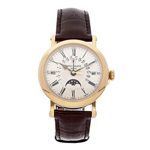 Patek Philippe Grand Complications Mechanical (Automatic) White Dial Mens Watch 5159J-001 (Certified Pre-Owned)