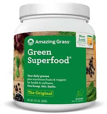 Amazing Grass Original Green SuperFood - 100 Servings-28 oz
