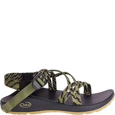 Chaco Women's ZX1 Classic Sport Sandal, Static Avocado, 11M US [product _type] Chaco - Ultra Pickleball - The Pickleball Paddle MegaStore