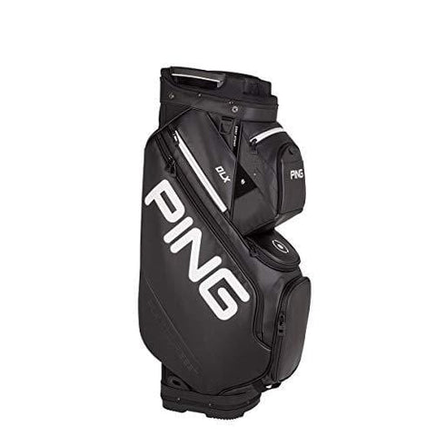 PING DLX Cart Bag 2019 (Black)