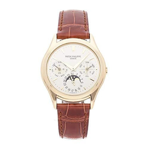 Patek Philippe Grand Complications Mechanical (Automatic) White Dial Mens Watch 3940J (Certified Pre-Owned)