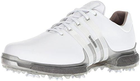 adidas Men's TOUR 360 2.0 Golf Shoe, White/Trace Grey, 12 M US [product _type] adidas - Ultra Pickleball - The Pickleball Paddle MegaStore