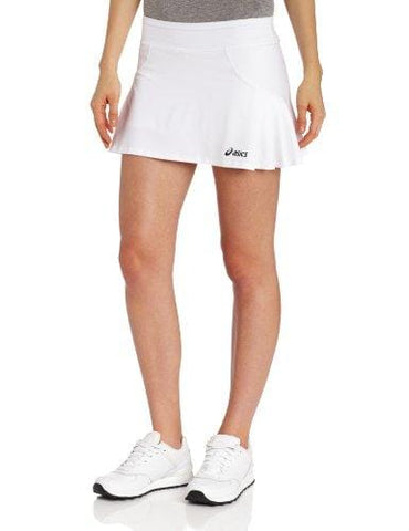 Asics Women's Love Skort, Small, White [product _type] ASICS - Ultra Pickleball - The Pickleball Paddle MegaStore