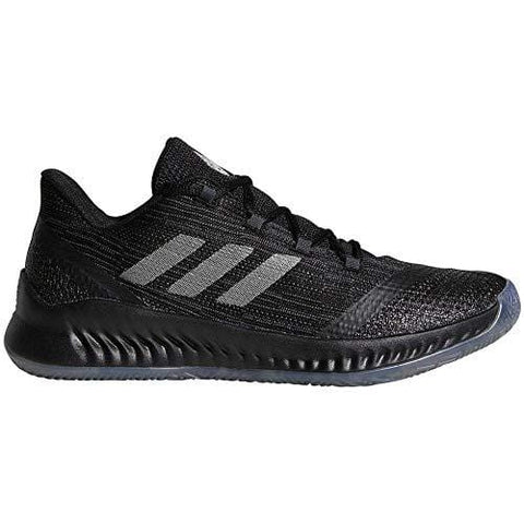 adidas Men's Harden B-E 2 Basketball Black/DgSoGrey/Grey Five 8.5 D(M) US