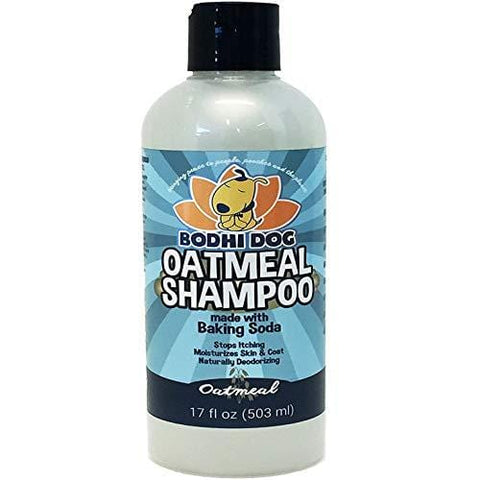 All Natural Anti Itch Oatmeal Dog Shampoo and Conditioner | Hypoallergenic Conditioning Deodorizing Formula for Dogs Cats & Pet | Treatment Wash Soothe Dry Itchy Skin | Aloe for Allergy Relief