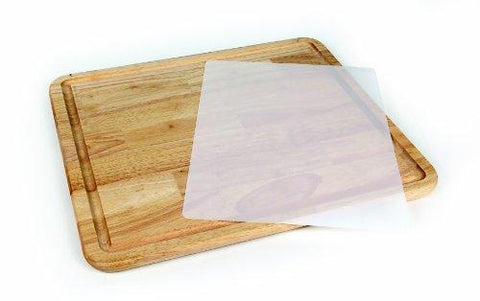Camco Hardwood Cutting Board and Stove Topper With Non-Skid Backing, Includes Flexible Cutting Mat