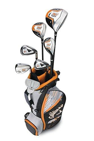 Callaway Boys XJ Hot Junior Set, Right Hand, 5-8 Years Old