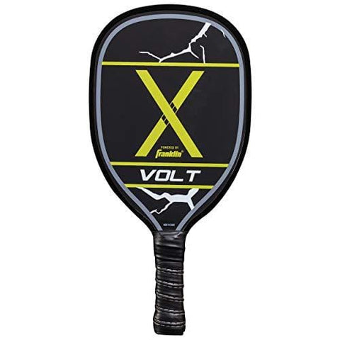 Franklin Sports Pickleball Paddle - Wooden - Volt - Yellow - USAPA Approved [product _type] Franklin Sports - Ultra Pickleball - The Pickleball Paddle MegaStore