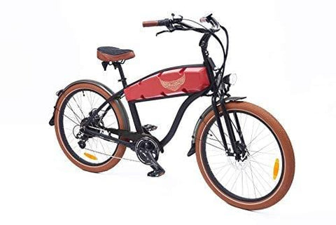 Ariel Rider 750W Electric Cruiser Bike Ebike