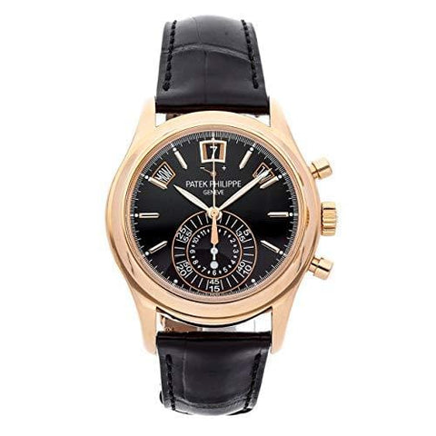 Patek Philippe Complications Mechanical (Automatic) Black Dial Mens Watch 5960R-012 (Certified Pre-Owned)